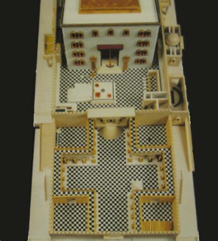 двор Второго Храма