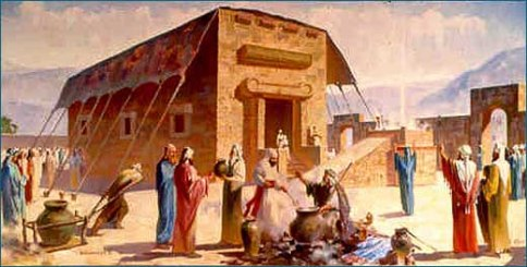 Святилище в Шило